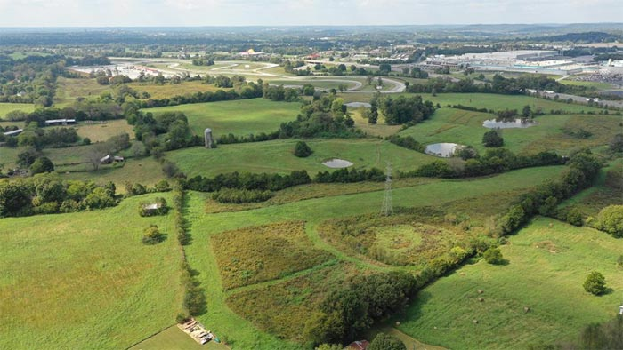 The Corvette Museum Purchases 208 Acres of Land Adjoining the Motorsports Park