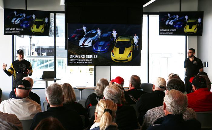 [VIDEO] Corvette Immersion Seminar at the 2019 Rolex 24