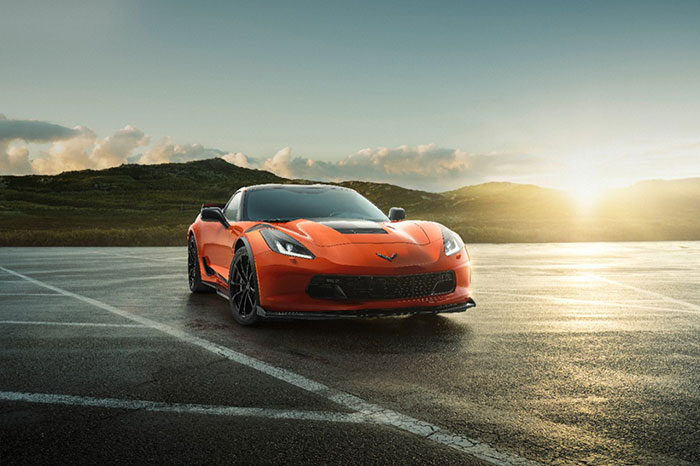 Chevrolet Europe offers exclusive & # 39; Final Edition & # 39; Grand Sports and Z06s on