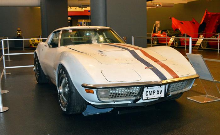 1971 Al Worden Corvette