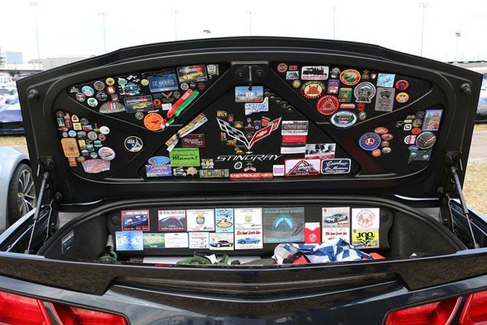 Corvette Memorabelia Collection