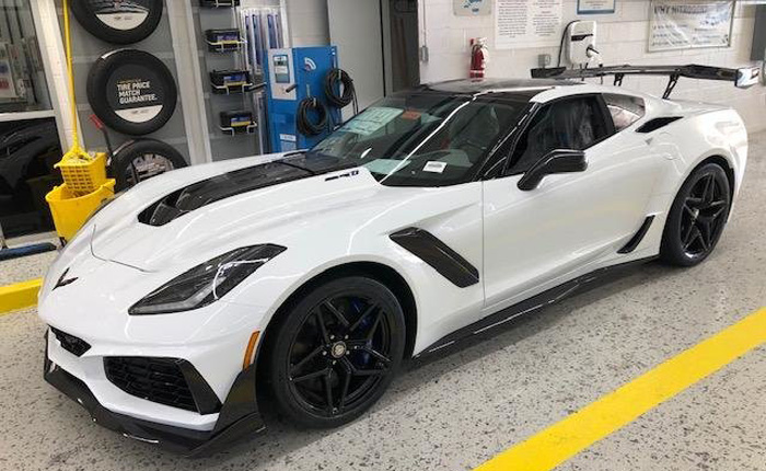Corvette Delivery Dispatch with National Corvette Seller Mike Furman for Feb. 3rd