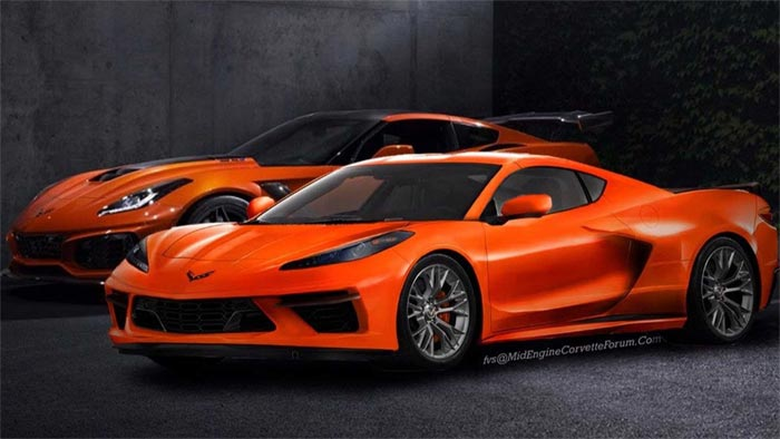 Car And Driver Still Believes C7 And C8 Corvettes Will Be Produced