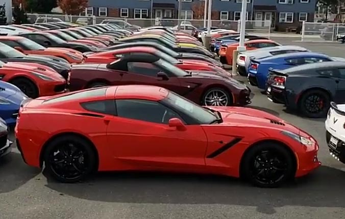 January 2019 Corvette Sales Drop To Lowest In C7 Era