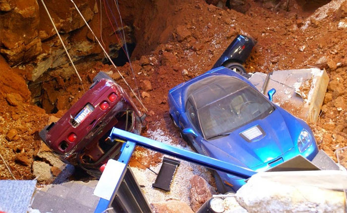 The Corvette Museum is Preparing to Celebrate the 5th Anniversary of the Sinkhole