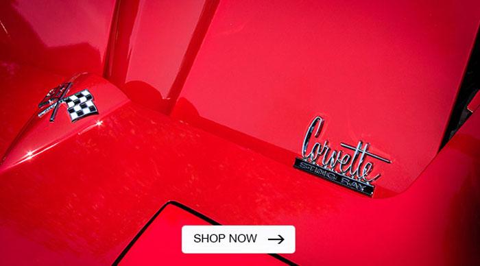Zip Corvette's Valentine's Day Specials