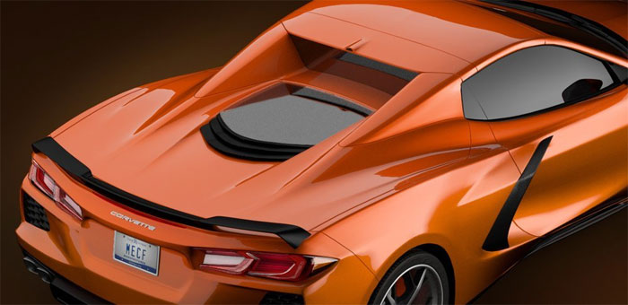 [PICS] New Renders Take a Closer Look at the C8 Corvette Hardtop Convertible