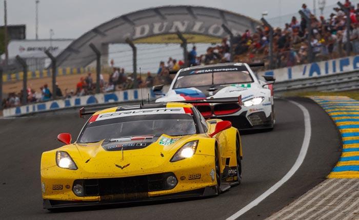 No Le Mans Invite Yet for Corvette Racing and IMSA GTLM Competitors