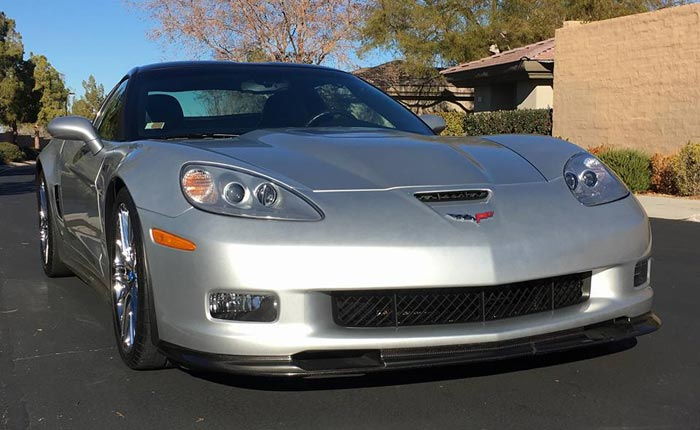 Found on Facebook: 2009 Corvette ZR1 Listed for $52,000!