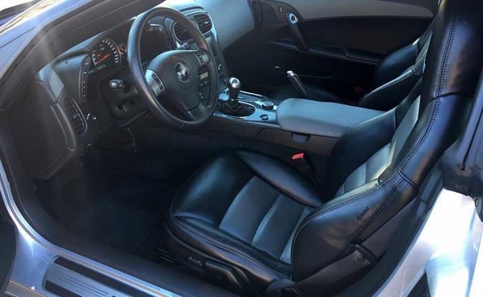 2009 Corvette ZR1 Listed for $52,000!