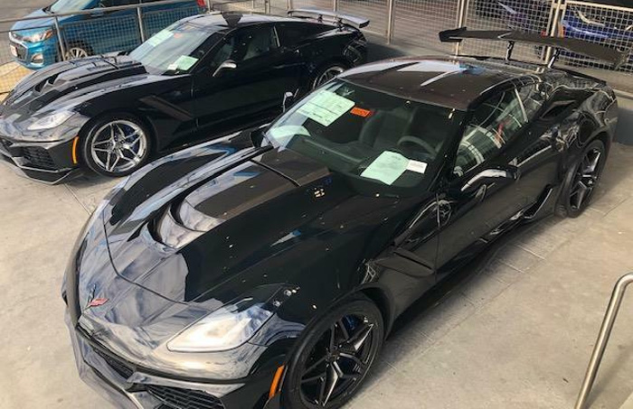Corvette Delivery Dispatch with National Corvette Seller Mike Furman for Feb. 10th