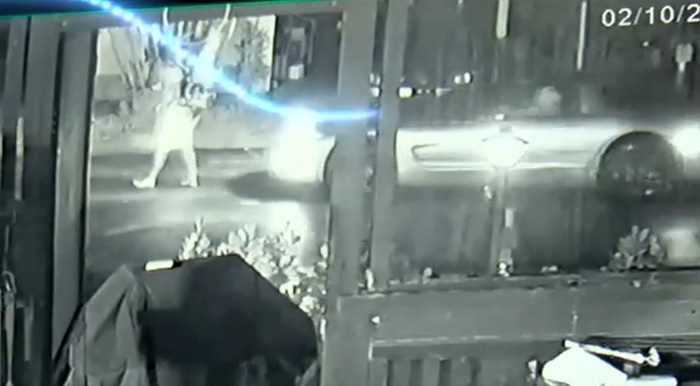 [VIDEO] Man Using Leaf Blower Hit By Neighbor Driving a C5 Corvette After Dispute