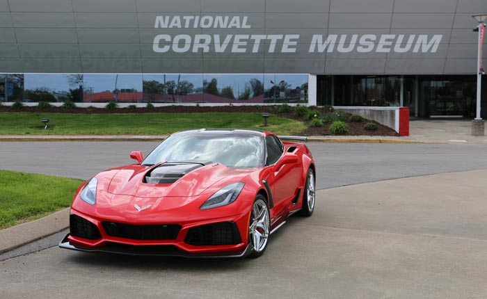Corvette Museum Making Changes to Raffle Program