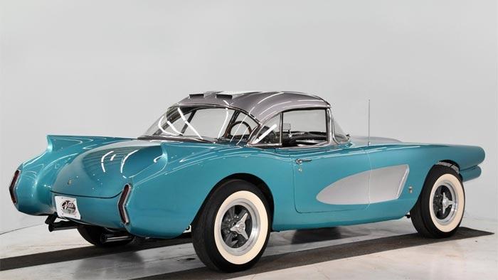 Corvettes on eBay: 1958 George Barris Custom Corvette