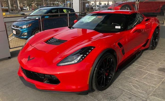 Corvette Delivery Dispatch with National Corvette Seller Mike Furman for Feb. 17th