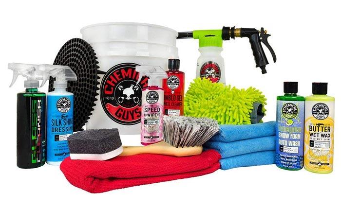[AMAZON] Save 20% on Chemical Guys Arsenal Builder Wash Kit with Foam Gun