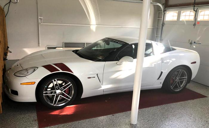 Corvettes for Sale: 2007 Corvette Z06 Ron Fellows ALMS Edition at VetteFinders.com