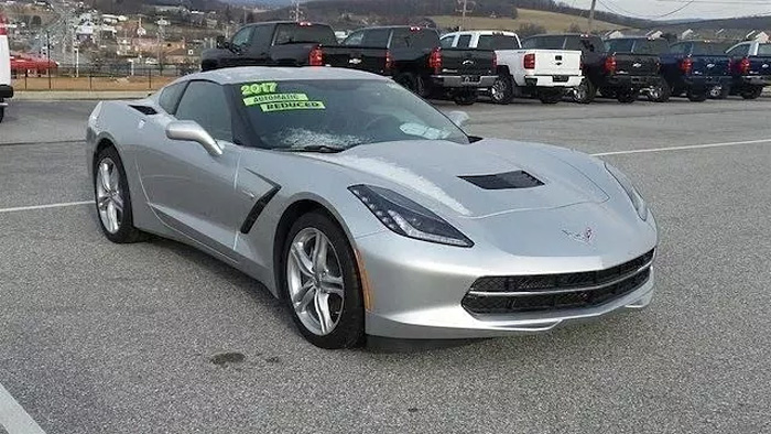 2017 Corvete Stingray
