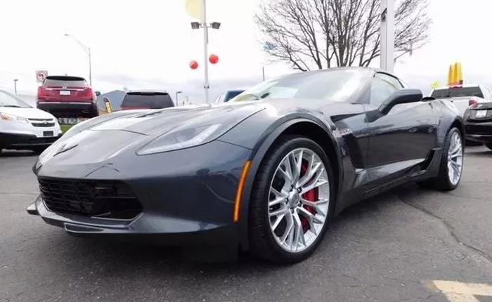 2017 Corvette Z06