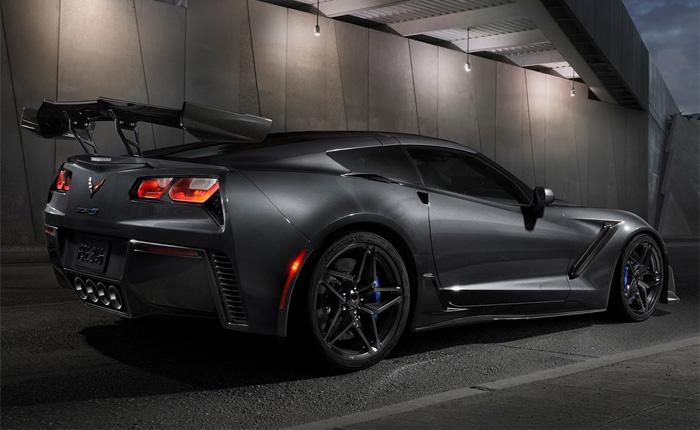 Van Bortel Chevrolet Has An Immediate Allocation for a new 2019 Corvette ZR1