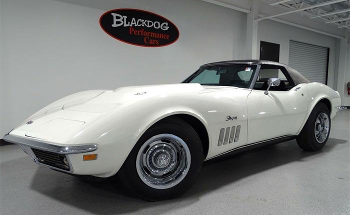 1969 White / Black L88 Convertible