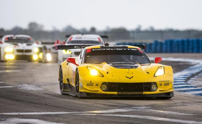 IMSA Makes Changes in Balance of Performance (BoP) for GTLM Class Ahead of Sebring