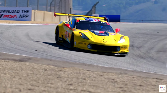 [VIDEO] Corvette Racing's Championship Mentality Featured on Mobil 1 The Grid