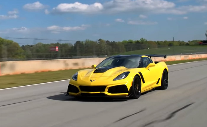 2019 Corvette ZR1 Is In Contention for the 2019 Automobile Magazine All-Stars