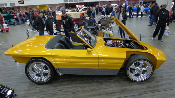 [PICS] Corvettes and More at the 2019 Detroit Autorama