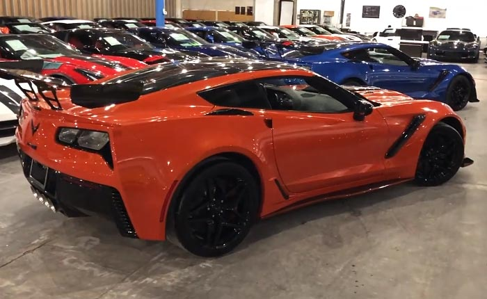 Van Bortel Chevrolet has Two Brand New 2019 Corvette ZR1s in Stock