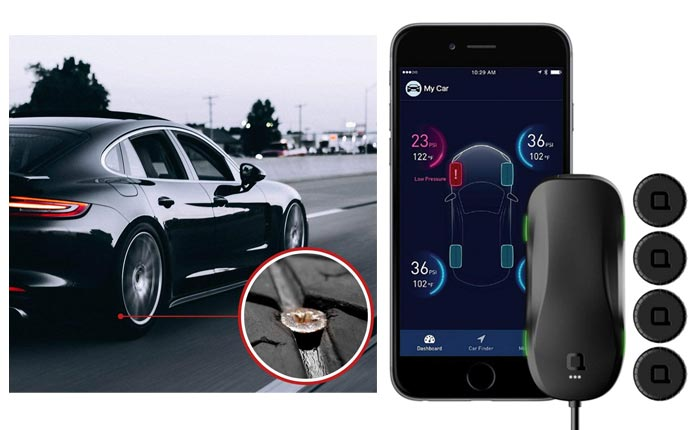 [AMAZON] Add Tire Pressure Monitoring to Any Car for $74