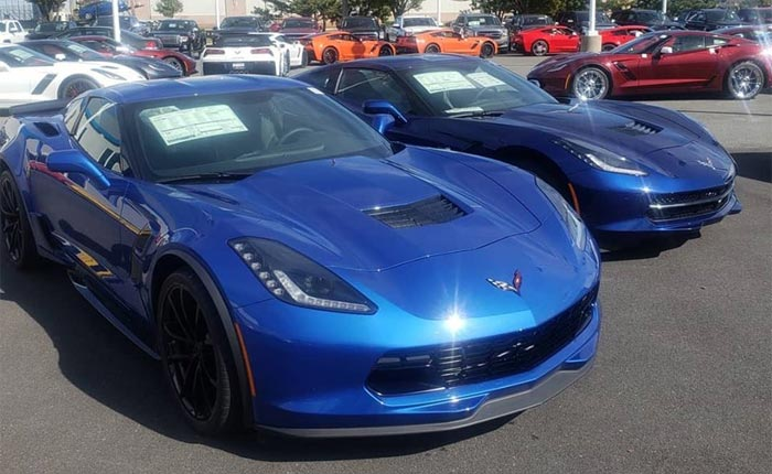 Chevrolet is Now Offering Zero Percent Financing for 72 Months on All 2018 Corvette Models