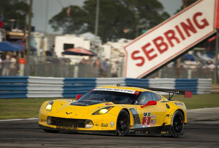 Links and Info for the 2018 Mobil 1 Twelve Hours of Sebring