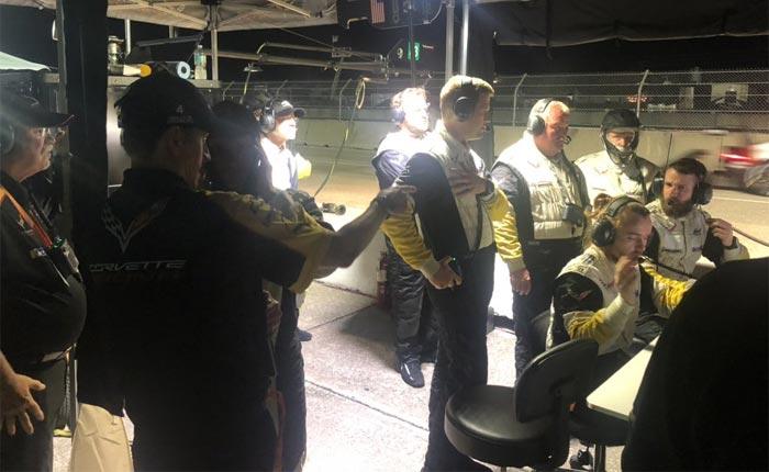 Corvette Racing at Sebring: Fifth-Place Class Start for Sebring 1,000 Miles