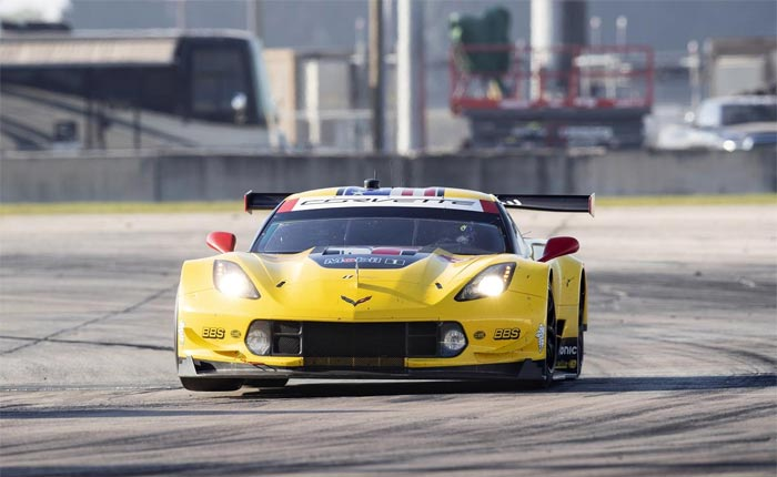 Corvette Racing at Sebring: Garcia, Milner to Start on Second, Third GTLM Rows