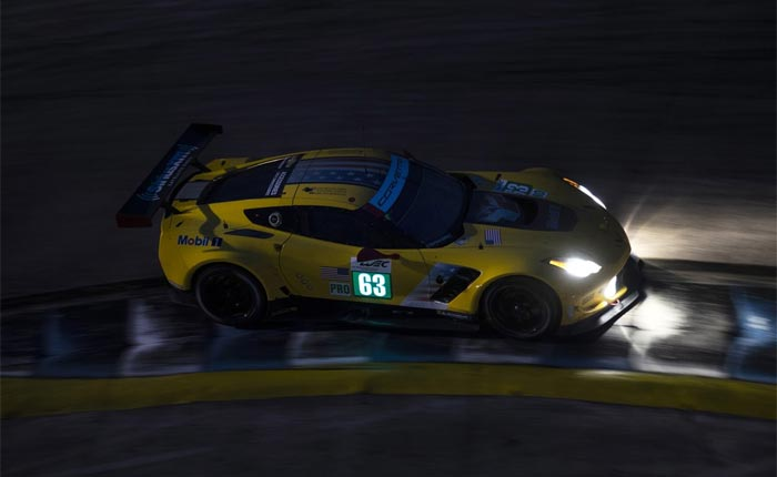 Corvette Racing at Sebring: Solid Effort in FIA WEC Round