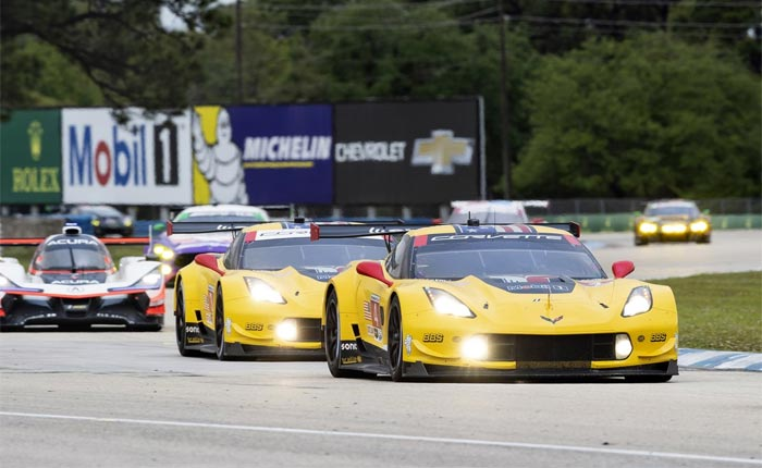 Corvette Racing at Sebring: Valiant Effort Lands No. 3 Corvette on Podium
