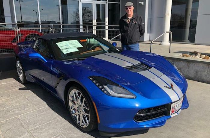 Corvette Delivery Dispatch with National Corvette Seller Mike Furman for Mar. 17th