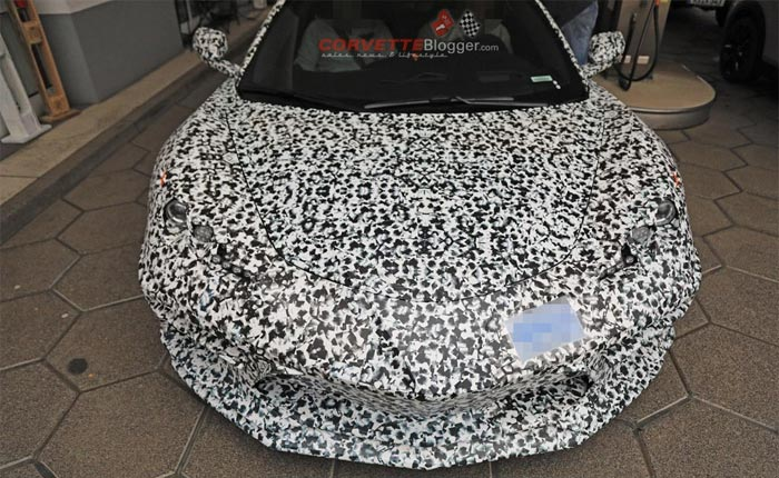 [RUMOR] The C8 Mid-Engine Corvette Will Allegedly Hold Two Golf Bags