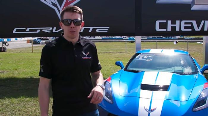 [VIDEO] Corvette Racing's Tommy Milner Tours the Sebring Corvette Corral