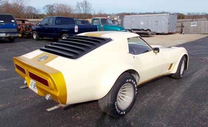 Corvettes on eBay: Custom 1968 Corvette With a Bit of Mustang
