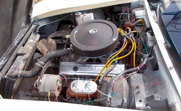 Corvettes on eBay: Custom 1968 Corvette