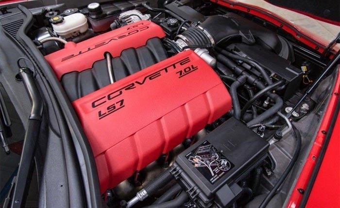 Corvettes on Craigslist: 2008 Corvette Z06 with 81 Original Miles