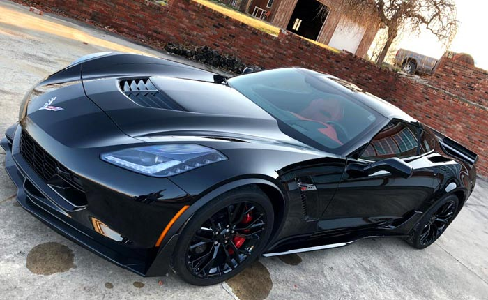 [GALLERY] Black Friday! (44 Corvette photos)