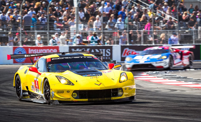 IMSA Tweaks Balance of Performance Ahead of the Long Beach Grand Prix