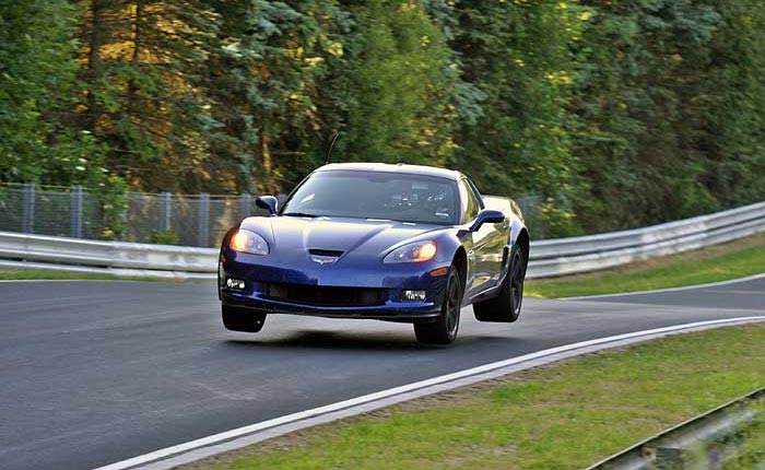 Jim Mero to Offer Magnetic Ride Control Updates for C6 Corvettes