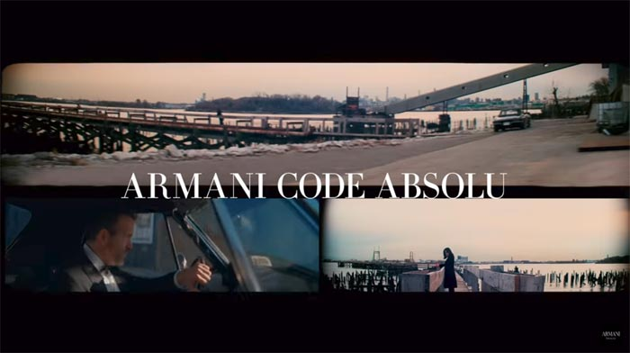 [VIDEO] Ryan Reynolds and a 1964 Corvette Star In New Armani Code Absolu Commercial