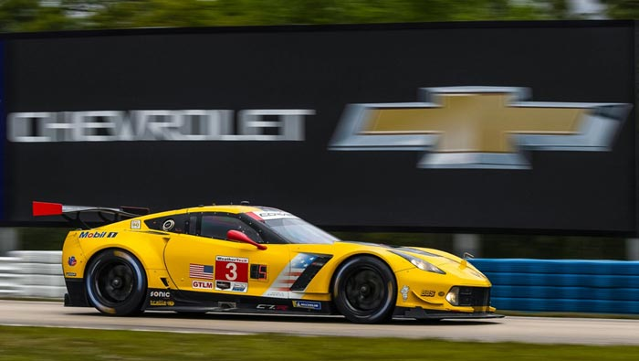 [VIDEO] Mobil 1 The Grid Looks Back at Corvette Racing's WEC And IMSA Double During Super Sebring