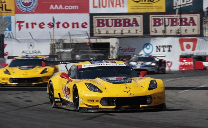 Corvette Racing at Long Beach: Second and Third in Another Thriller