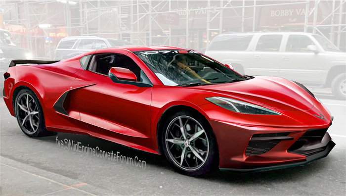 [PIC] FVS Renders the C8 Mid-Engine Corvette Following NYC Drive